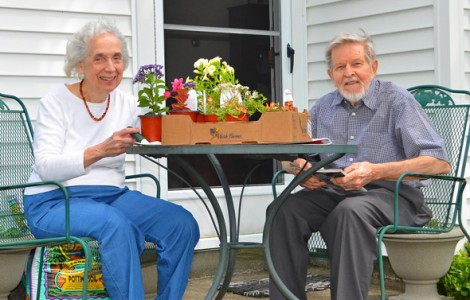 Residents Bob and Beth Carlson Love their Hudson Valley Cottage at The Fountains