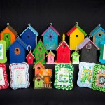 Group of Residents, Birdhouse