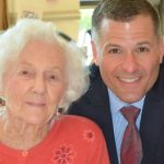 Jay Meyer 100 and Marcus Molinaro, Dutchess County Executive