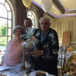 Fred & Angelina Grippi married over 70 years & Marcus Molinaro