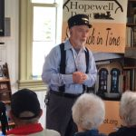 Talk on the history of the depot.