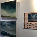 Paintings of Honeoye Lake.